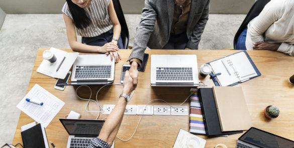 La médiation et l'entreprise